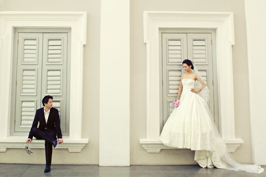 pre-wedding photography singapore
