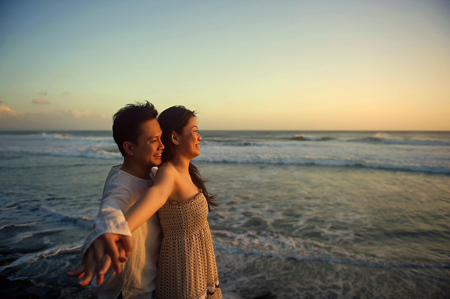Bali prewedding photography